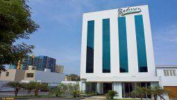 radisson. la cadena abrira sus hoteles en diciembre