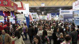 Cada año la Vitrina Turística Anato reúne a miles de visitantes.