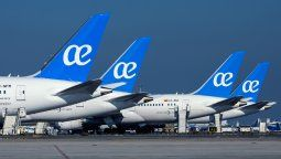 air europa. reinicio de los vuelos de cabotaje