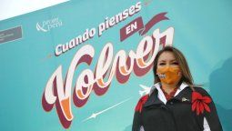 Rocío Barrios - Titular del Mincetur