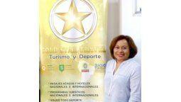 rosa jauregui, gerenta comercial de gold star travel: ?nuestro exito se basa en la recomendacion de los clientes y en la innovacion de productos?