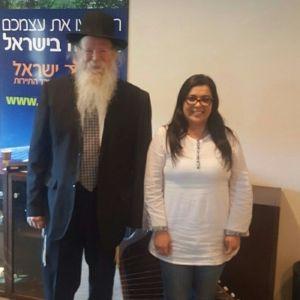 VIAJE HOY. Reconocimiento como Embajadores de Buena Voluntad de Israel