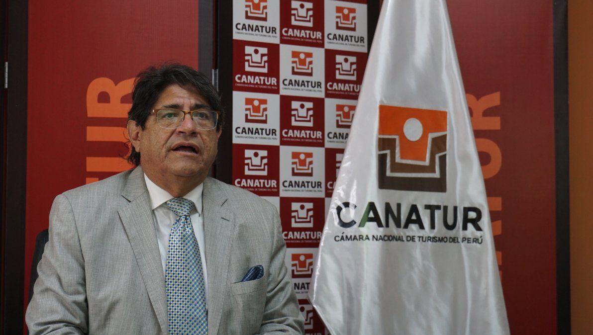 Carlos Canales, presidente de Canatur habla sobre Perú Regiones