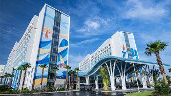 UNIVERSAL ORLANDO RESORT. ¿Qué ofrece Surfside Inn and Suites?