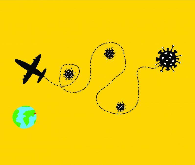 Por el coronavirus la IATA pronosticó una caída del 5% de pasajeros en 2020