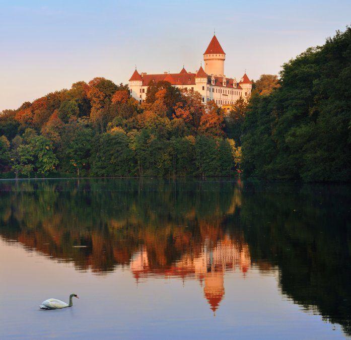 Capacitación: Castillos medievales en medio de paisajes de ensueño son algunos de los principales atractivos de República Checa.
