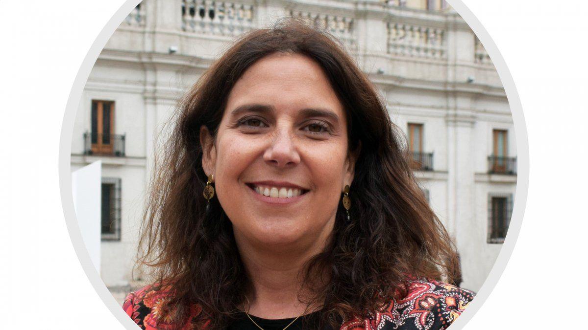 Andrea Wolleter, directora nacional de Sernatur, analiza el Paso a Paso del turismo.
