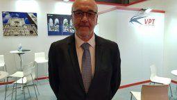 Carlos Vidal, director comercial de VPT.