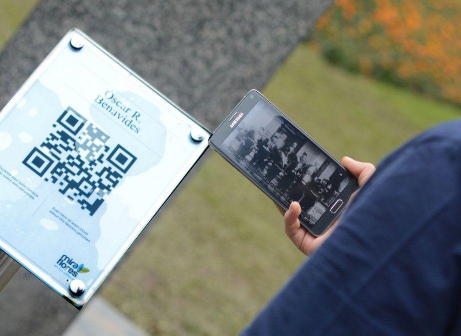 La Municipalidad de Lima busca convertir la capital en un Destino Turístico Inteligente a través de tótems con códigos QR.