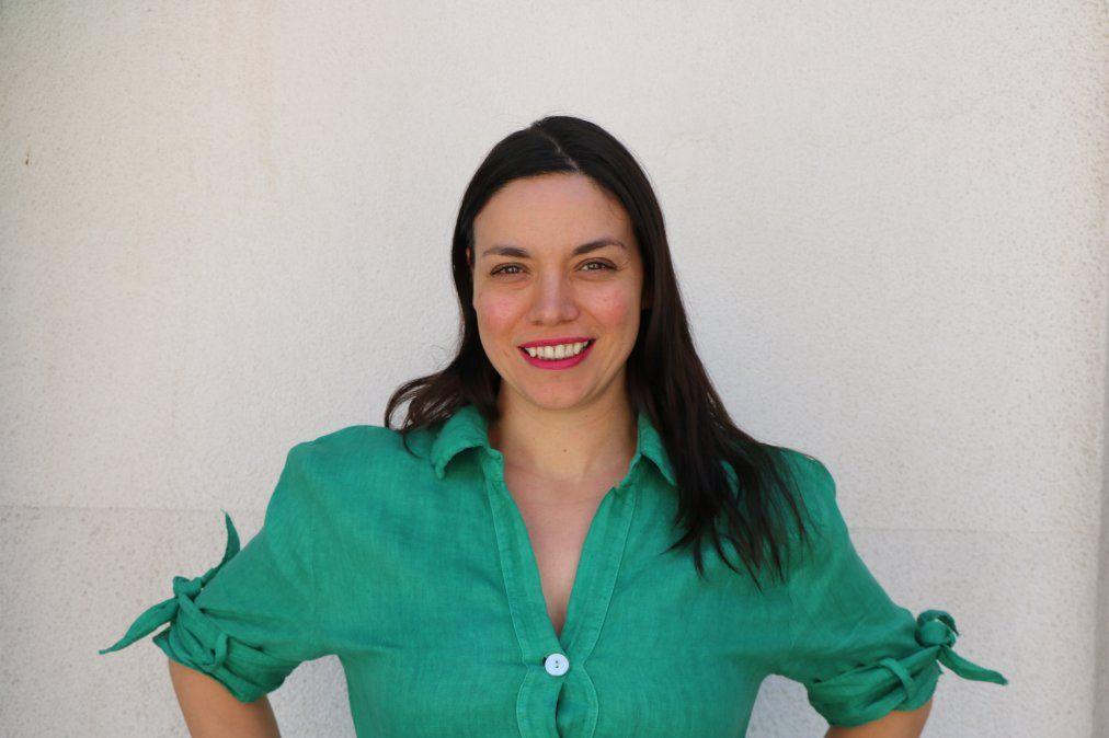 Bárbara Vallejos es integrante de la nueva Multigremial Nacional de Turismo.