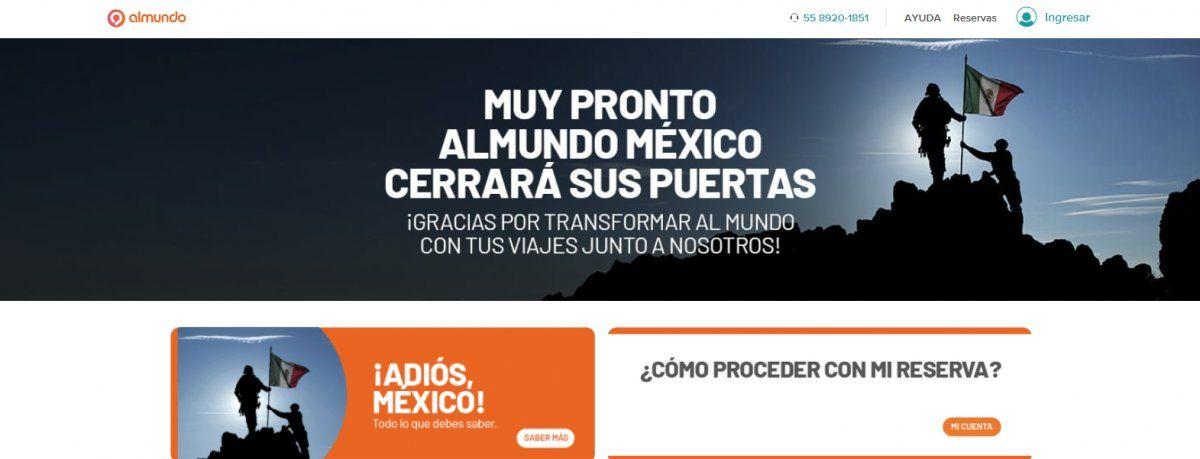 CVC justificó la salida de Almundo de México y Colombia con los balances negativos de la compañía en esos mercados.