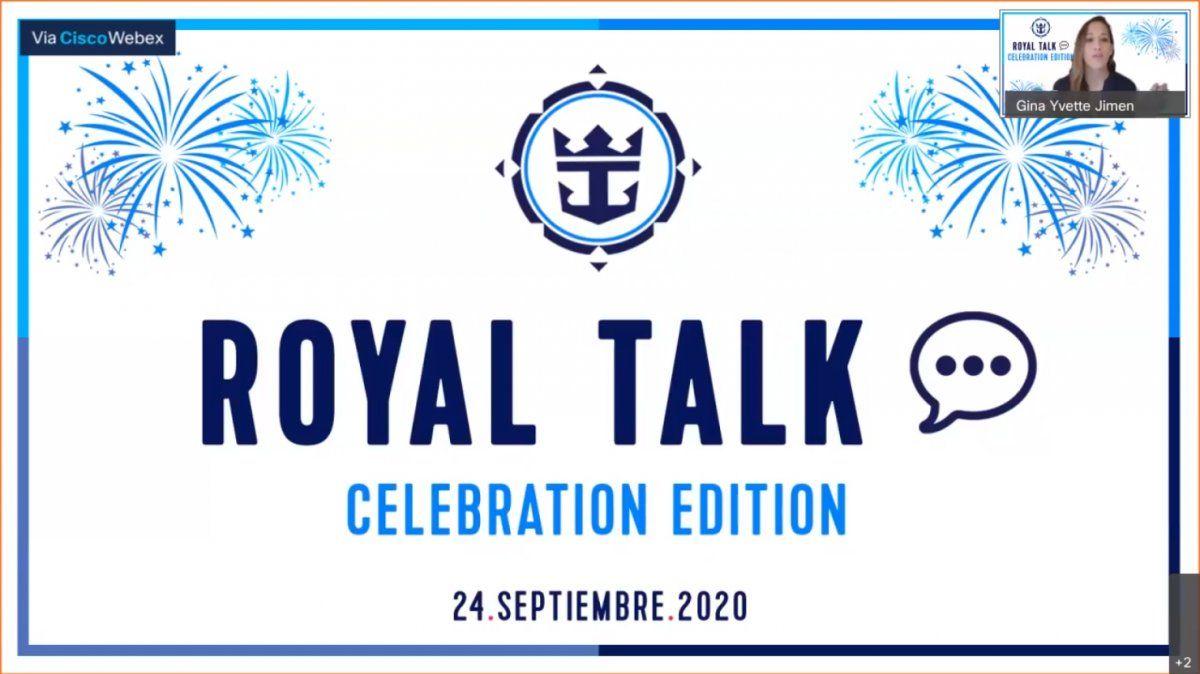 La Celebration Edition de Royal Caribbean se realizó para celebrar los 21 mil asistentes.