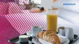 Amadeus permite vislumbrar un panorama auspicioso para la industria hotelera en determinadas regiones.