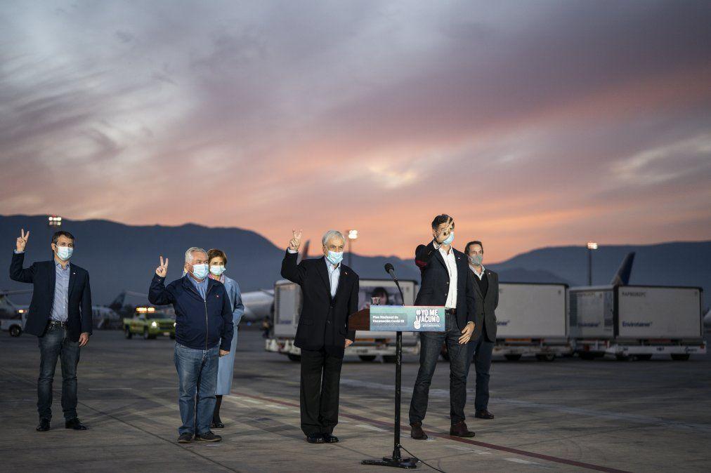 El presidente Piñera confirmó la implementación del Pase de Movilidad.