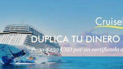 """Los certificados """"CruiseFirst"""" se pueden combinar con casi todas las promociones de los cruceros de Norwegian Cruise Line."""
