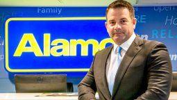 Enrique Tomé, director de Ventas para Alamo Rent a Car, National Car Rental y Enterprise Rent-A-Car.