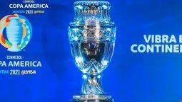 Copa América en Brasil es el anuncio de la Conmebol.