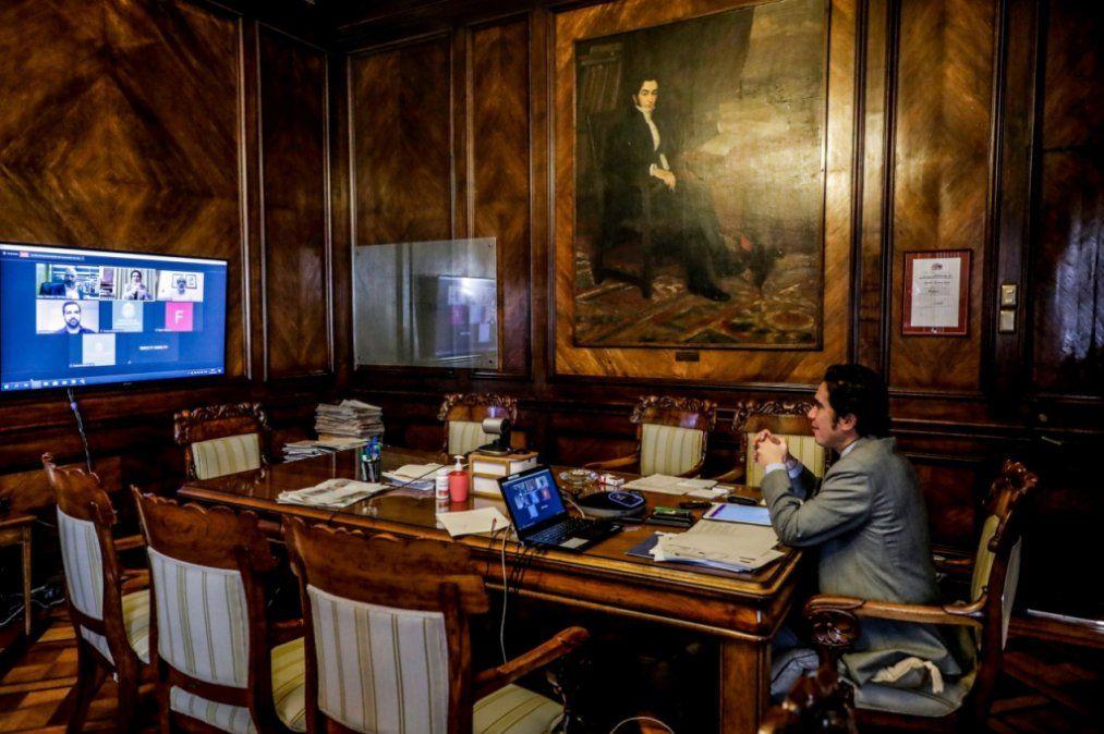 Briones: Turismo es una industria que se va a achicar