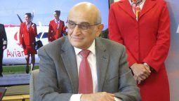 Germán Efromovich, titular del Grupo Synergy, coqueteó con Alitalia y Jet Airways.