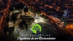 Riobamba destino seguro