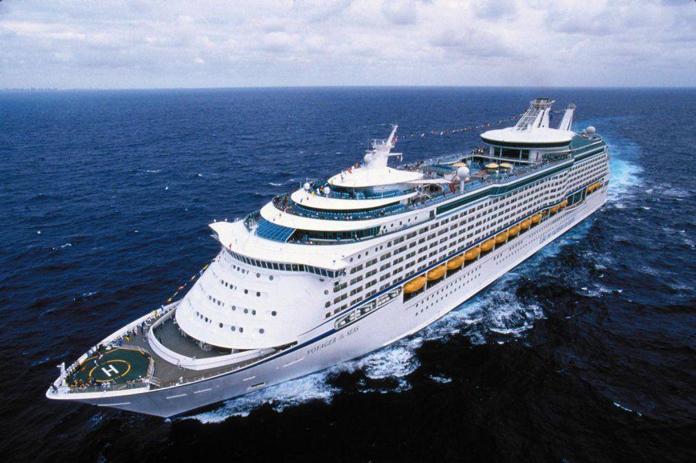 El Vision of the Seas partirá desde las Bermudas.