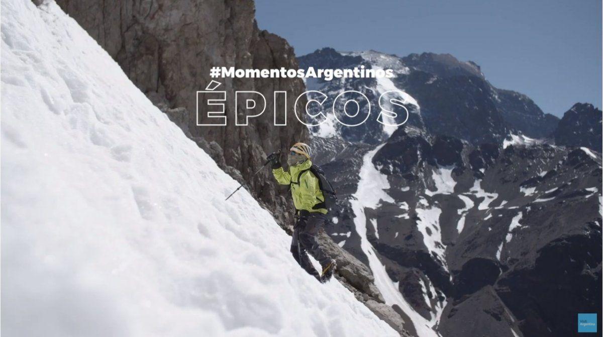 {altText(<p>Inprotur Argentina inició 2021 con #MomentosArgentinos, espacio donde se destaca la Cordillera de los Andes.</p>,Inprotur: la Cordillera de los Andes brilla en las redes)}
