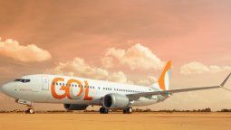 El B-737 MAX de GOL