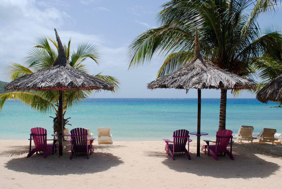 Turismo internacional a la baja en el Caribe durante el primer semestre del año (Foto Lisa Larsen en Pixabay)