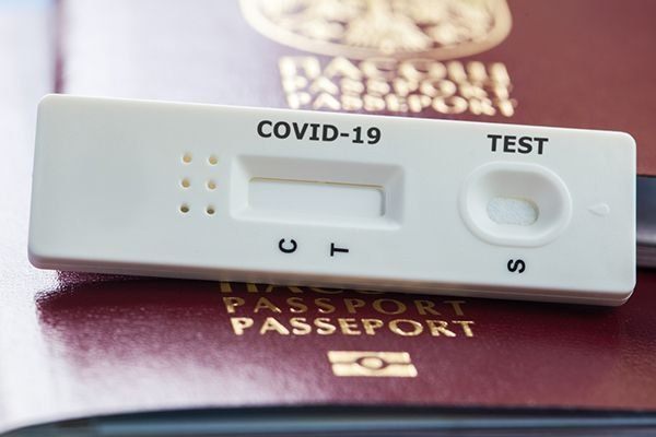 Agencias de viajes. Entre los reclamos de las entidades está el flexibilizar el ingreso a los pasajeros vacunados.