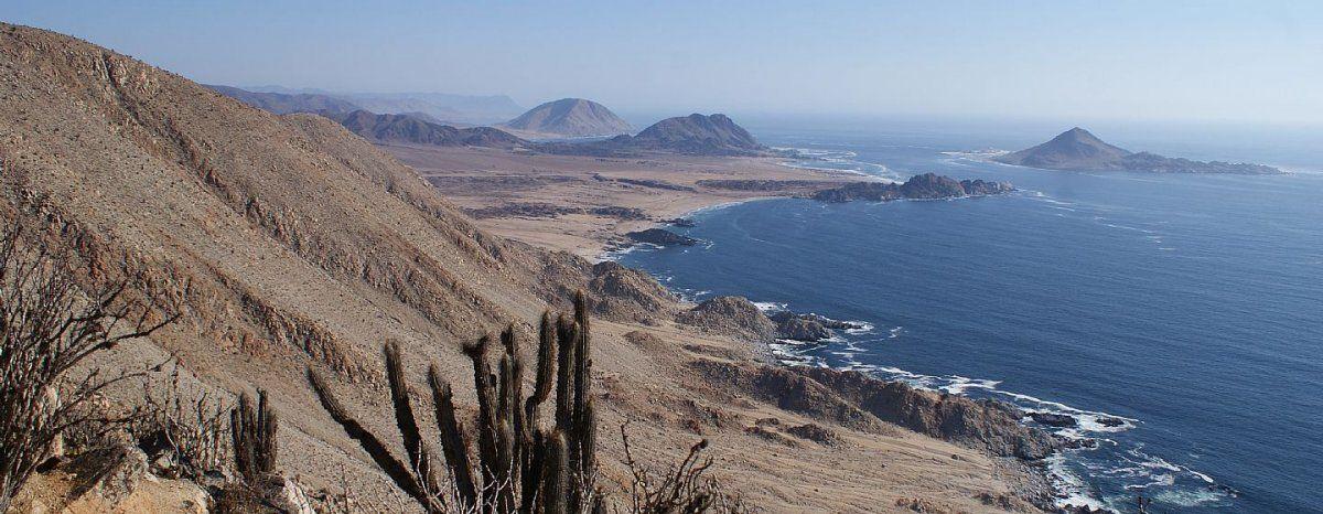 Parque Nacional Pan de Azúcar.