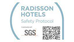 radisson. dos hoteles completan su certificacion sgs