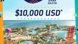 La competencia tendrá duración del 22 de septiembre hasta el 21 de octubre de 2020, y los ganadores serán elegidos por el Comité Comercial de Royal Caribbean International