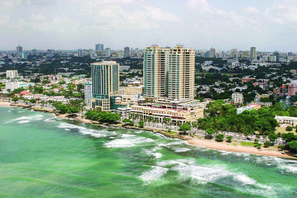 Santo Domingo es la ciudad más moderna y activa del Caribe.