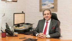 Remo Monzeglio, viceministro de Turismo del Uruguay.