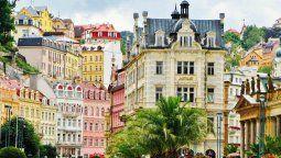 Karlovy Vary, una de las joyas de República Checa.
