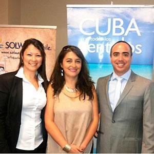 Solways presentó los atractivos de Meliá Cuba