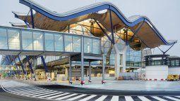 El Aeropuerto Adolfo Suárez, de Barajas, Madrid: buque insignia de Aena.