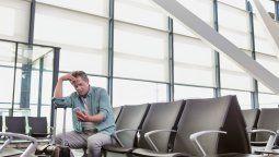 El viajero frecuente está sujeto a numerosas fuentes de estrés.