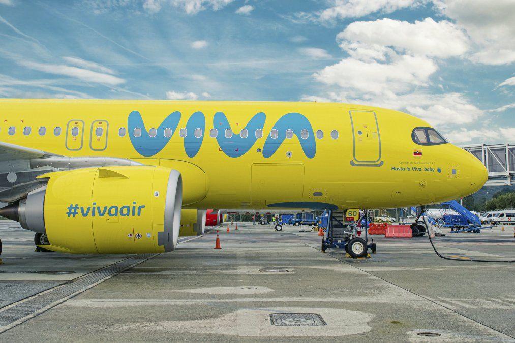Viva publicó una oferta de 275 mil asientos para su red de destinos nacionales.