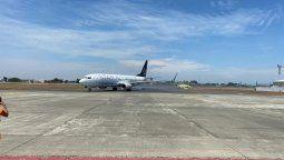 Copa Airlines en Guayaquil durante el reinicio de sus operaciones