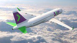 La ruta operará en marzo con dos vuelos semanales.