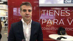 Carlos Stefani, CEO de Assist Card estuvo presente en Anato 2021 con los nuevos productos que ofrece la aseguradora.