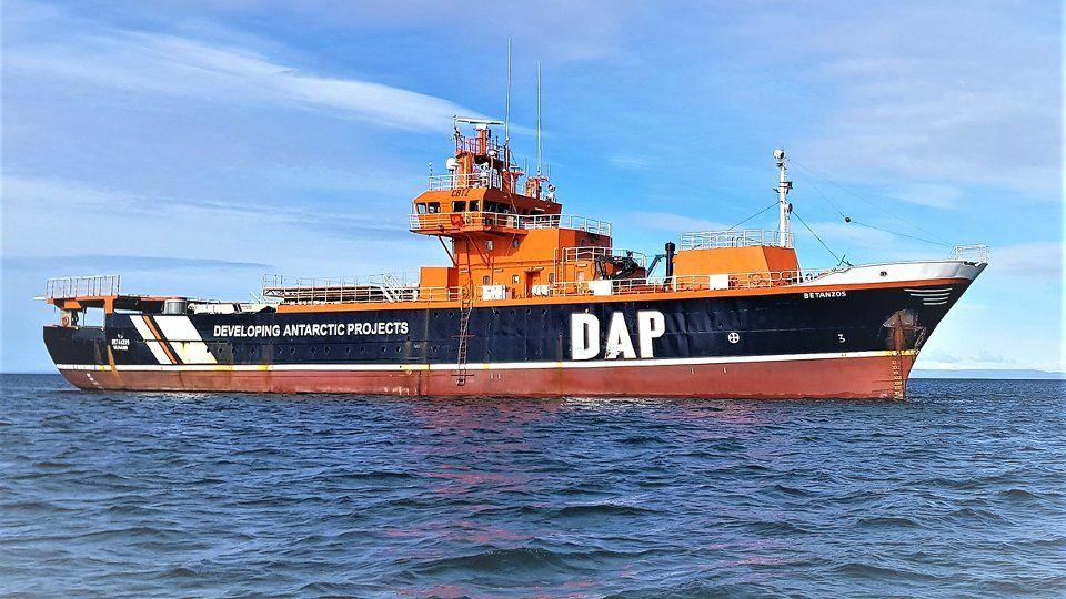 Grupo DAP cuenta con una flota de transporte integral en la Patagonia chilenoargentina.
