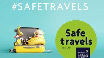 Inprotur: Argentina obtiene el Safe Travels Stamp de WTTC