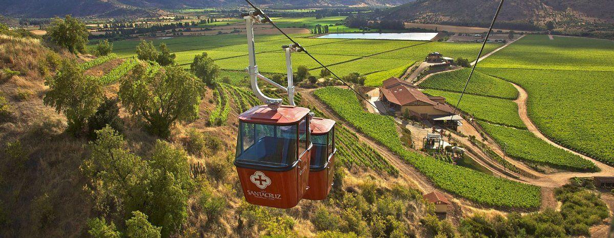 La Ruta del Vino del Valle de Colchagua es pionera en la Región de O'Higgins en cuanto a atractivos y ofrecimientos turísticos.