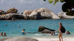 The Baths, Virgen Gorda, Islas Vírgenes Británicas.