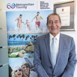 """Luis Romero, gerente general de Metropolitan Touring: """"Los agentes de viajes debemos crear una necesidad y dar valores agregados a nuestros clientes"""""""