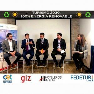 Energías renovables, la apuesta del sector para Chile