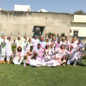 PACIFIC REPS. Aventuras en la Fiesta Holi de India