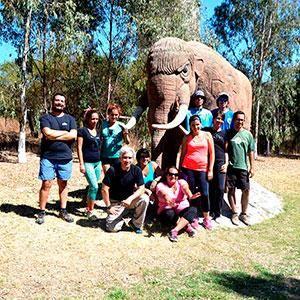 Lanzan la primera experiencia turística inclusiva outdoor